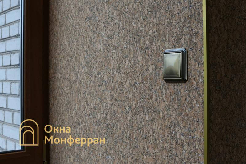 Остекление и отделка балкона в кирпичной хрущевке, пр. Новоизмайловский