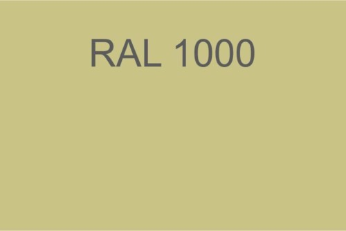 001 RAL 1000