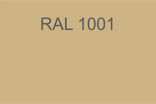 002 RAL 1001