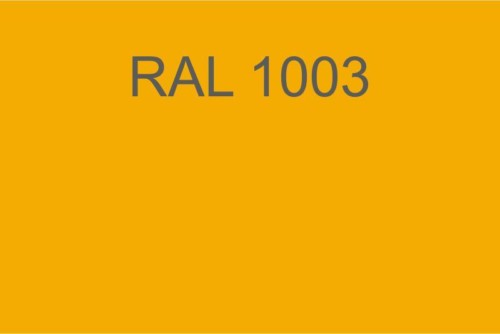 004 RAL 1003