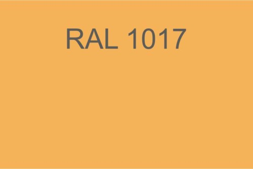 015 RAL 1017