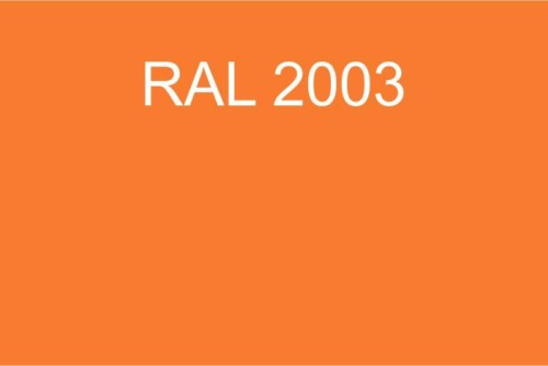 030 RAL 2003