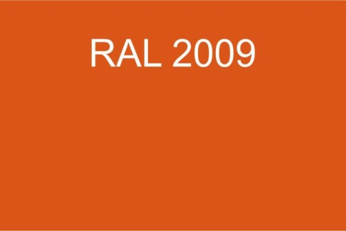 033 RAL 2009