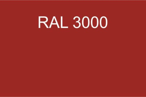 037 RAL 3000