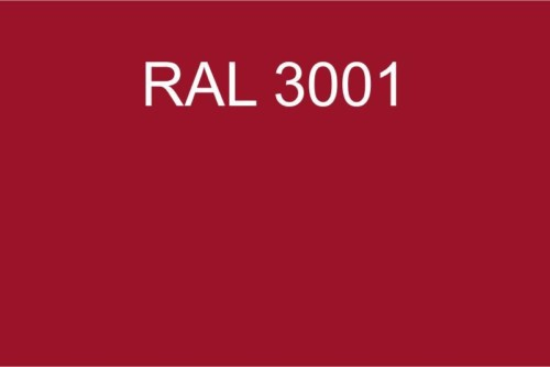 038 RAL 3001