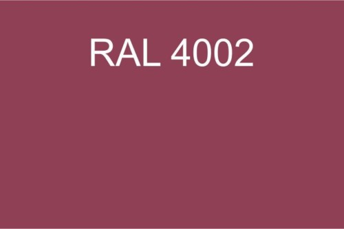 058 RAL 4002