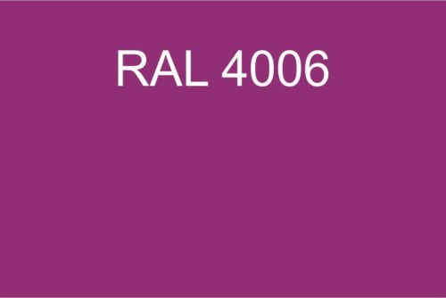 062 RAL 4006