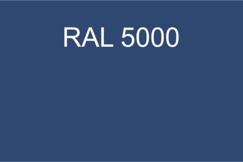 066 RAL 5000