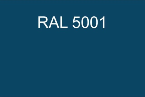 067 RAL 5001