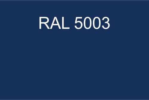 069 RAL 5003