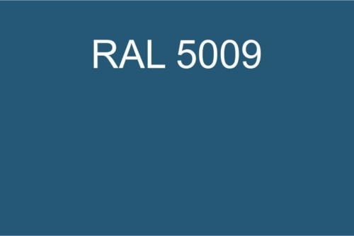 074 RAL 5009