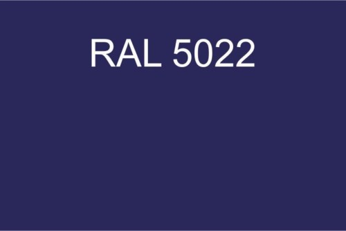 086 RAL 5022