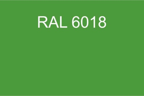 107 RAL 6018