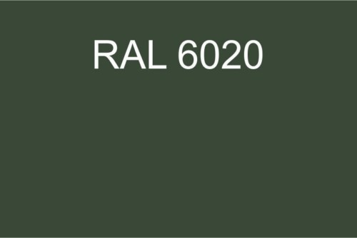 109 RAL 6020