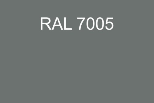 126 RAL 7005