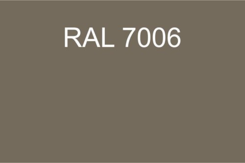 127 RAL 7006