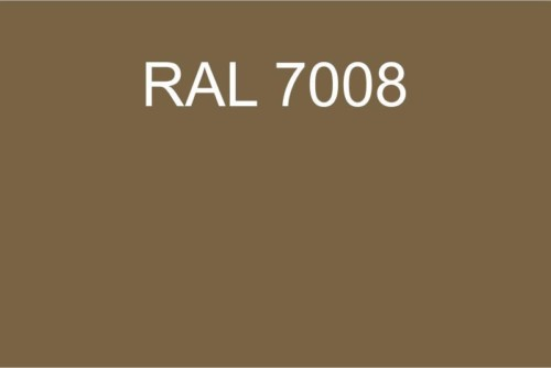 128 RAL 7008