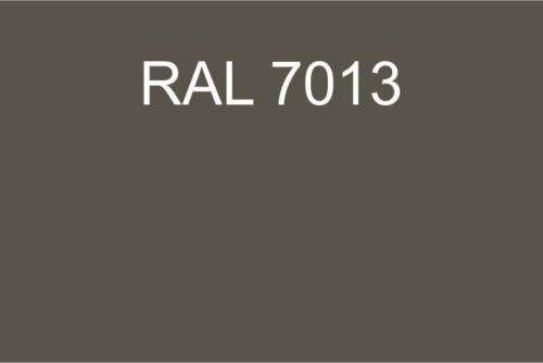 133 RAL 7013