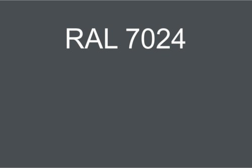 139 RAL 7024
