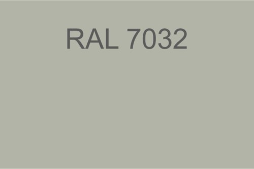 143 RAL 7032