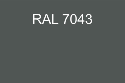153 RAL 7043