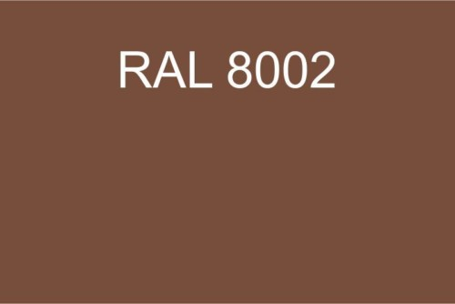 157 RAL 8002