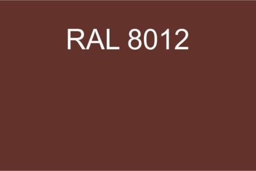 163 RAL 8012
