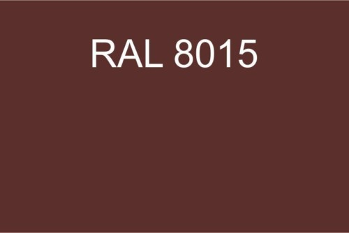 165 RAL 8015