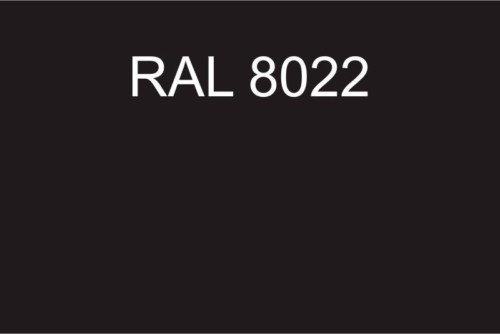 169 RAL 8022