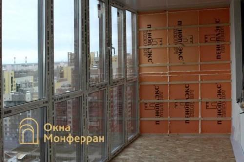 09 Утепление балкона