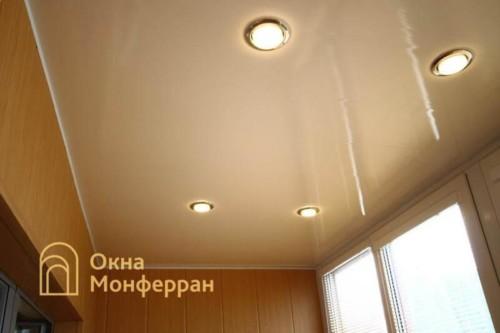 019 Отделка балкона, пр. Ленинский
