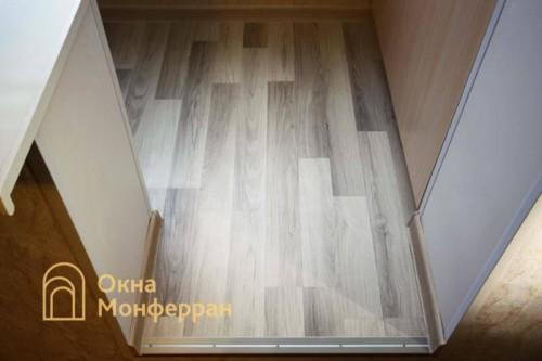 021 Объединение балкона с комнатой, ул. Будапештская
