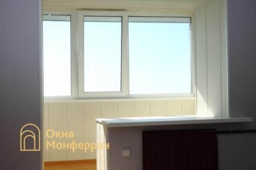 026 Объединение балкона с комнатой, ул. Малая Балканская