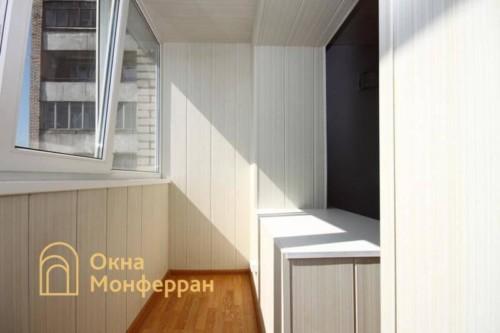 027 Объединение балкона с комнатой, ул. Малая Балканская