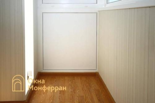 029 Объединение балкона с комнатой, ул. Малая Балканская