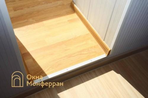 032 Объединение балкона с комнатой, ул. Малая Балканская