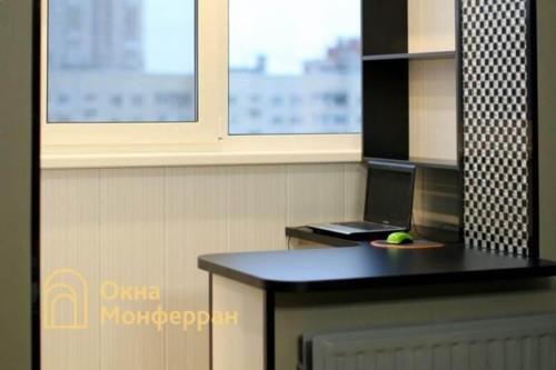 068 Объединение балкона с комнатой, пр. Шлиссельбургский