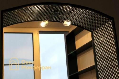 069 Объединение балкона с комнатой, пр. Шлиссельбургский