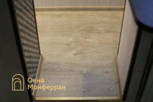 071 Объединение балкона с комнатой, пр. Шлиссельбургский