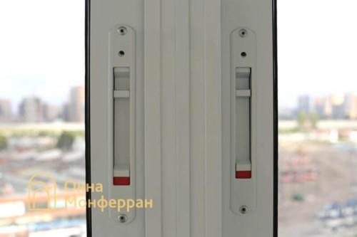 077 Отделка углового балкона, пр. Гражданский