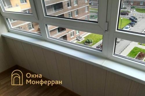 06 Замена холодного фасадного остекления на теплое ЖК Академ-Парк