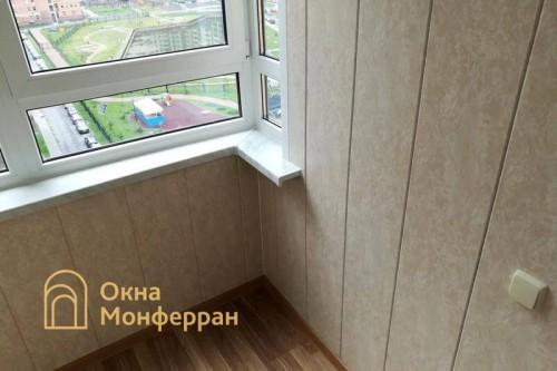 07 Замена холодного фасадного остекления на теплое, ЖК Академ-Парк
