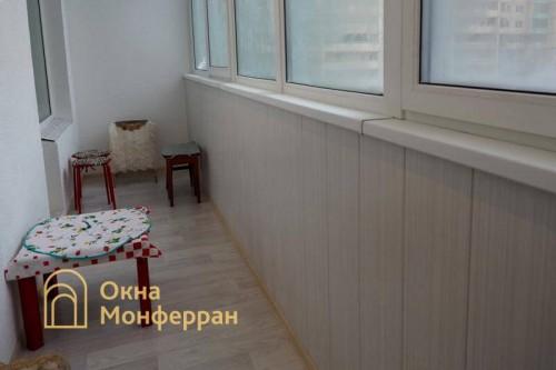 18 Замена холодного фасадного остекления на теплое, гор. Кудрово