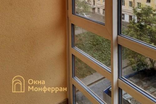 26 Замена холодного фасадного остекления на теплое, ЖК Черняховский