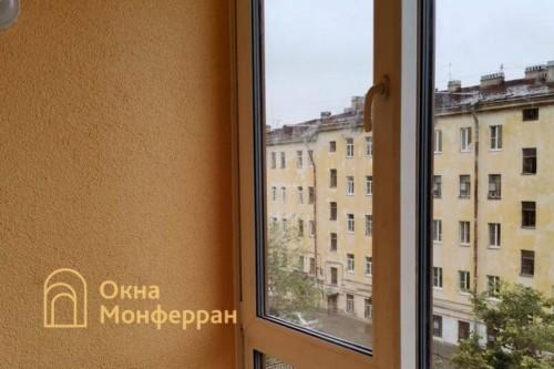 27 Замена холодного фасадного остекления на теплое, ЖК Черняховский