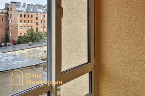 28 Замена холодного фасадного остекления на теплое, ЖК Черняховский