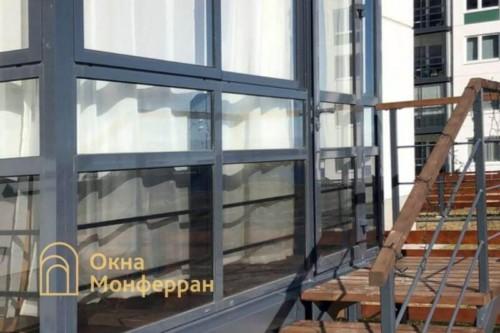01 Балкон до выполнения работ