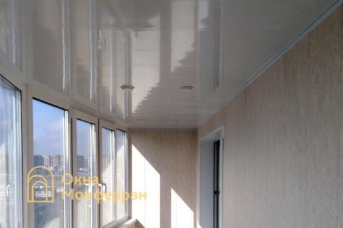 08 Остекление балкона под ключ