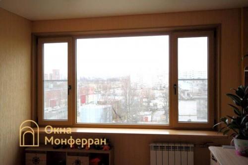07 Пластиковое окно в корабле, ул. Тамбасова