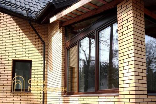 12 Пластиковые окна в коттедже, гор. Всеволожск